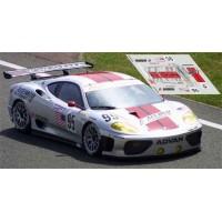 Ferrari 360 Modena - Le Mans 2003 nº95