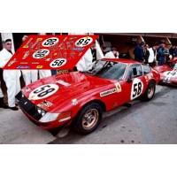 Ferrari 365 GTB 4 - Le Mans 1971 nº58