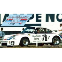 Porsche 911 Carrera RSR  - Le Mans 1976 nº78