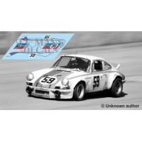 Porsche 911 Carrera RSR  - Daytona 1973 nº59