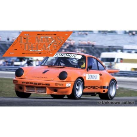 Porsche 911 RSR - IROC Daytona 1974 nº1