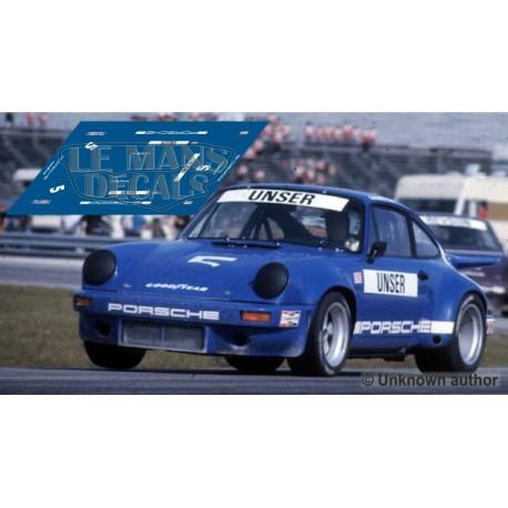 Porsche 911 RSR - IROC Daytona 1974 nº5