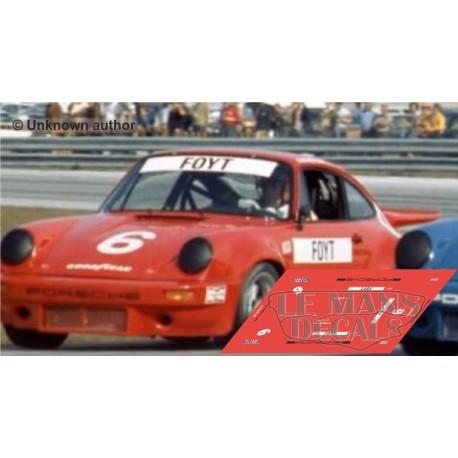 Porsche 911 RSR - IROC Daytona 1974 nº6