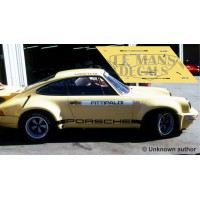 Porsche 911 RSR - IROC Riverside Race 1 1974 nº1