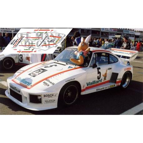 Porsche 935 K1 - 6h Dijon 1976 nº5