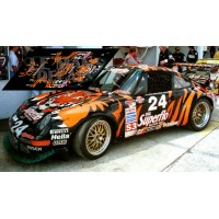 Porsche 911 GT2 - 12h Sebring 1998 nº24