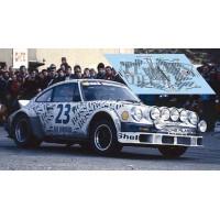 Porsche 911 SC - Rallye Montecarlo 1980 nº23