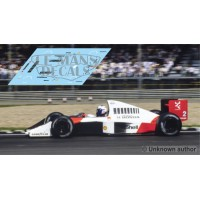 McLaren MP4/5 - GP Inglaterra 1989 nº2