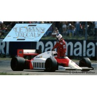 McLaren MP4/2C - GP Alemania 1986 nº1