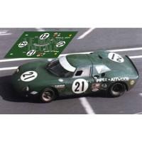 Ferrari 250 LM  - Le Mans 1968 nº21