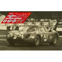Ferrari 250 LM  - Le Mans 1968 nº20