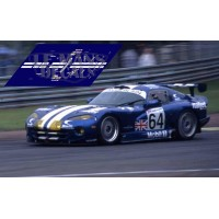 Chrysler Viper GTS - Le Mans 1997 nº64