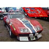 Corvette C3 - Le Mans 1972 nº4