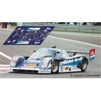 Cougar C26S Porsche - Le Mans 1991 nº47