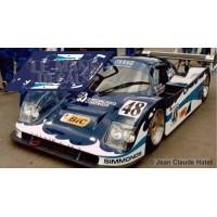 Cougar C26S Porsche - Le Mans 1991 nº48