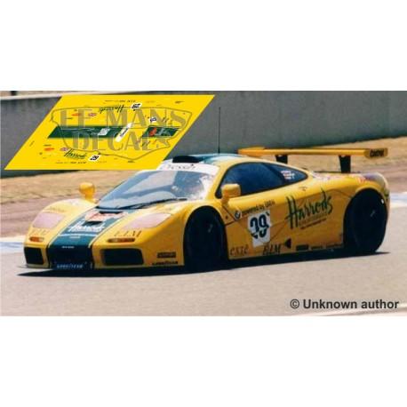 McLaren F1 GTR - Le Mans 1996 nº29