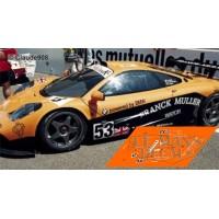 McLaren F1 GTR - Le Mans 1996 nº53