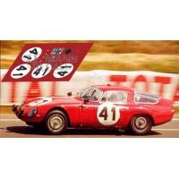 Alfa Romeo TZ1 - Le Mans 1964 nº41