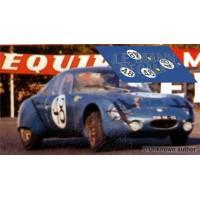 Rene Bonnet AeroDjet - Le Mans 1964 nº48