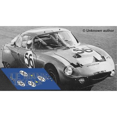 Rene Bonnet AeroDjet - Le Mans 1964 nº56