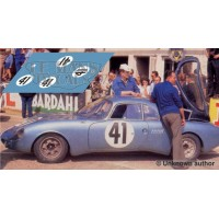 Rene Bonnet AeroDjet - Le Mans 1963 nº41