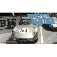Rene Bonnet AeroDjet - Le Mans 1963 nº51