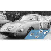 Rene Bonnet AeroDjet - Le Mans 1963 nº52