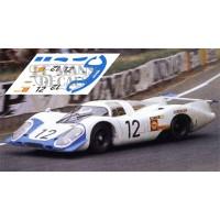 Porsche 917 LH - Le Mans 1969 nº12