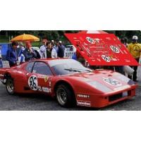 Ferrari 365 GT/4 BB - Le Mans 1978 nº86