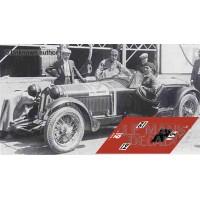 Alfa Romeo 8C 2300 LM - Le Mans 1932 nº11