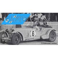 Alfa Romeo 8C 2300 LM - Le Mans 1934 nº6