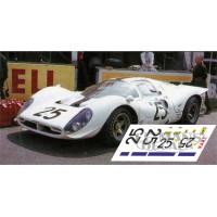 Ferrari 412P - Le Mans 1967 nº25