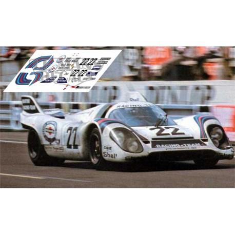 Porsche 917 k  - Le Mans 1971 nº22