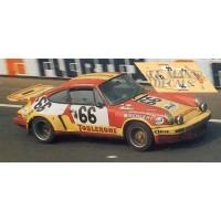 Porsche 911 Carrera RSR - Le Mans 1974 nº66
