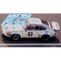 Porsche 911 Carrera RSR - Le Mans 1974 nº63