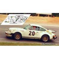 Porsche 911 Carrera Turbo - Le Mans 1975 nº20