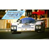 Porsche 962C - Le Mans 1985 nº2