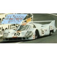 Porsche 917 LH  - Le Mans 1971 nº18