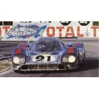 Porsche 917 LH - Le Mans 1971 nº21