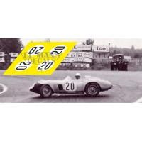 Ferrari 500 TR - Le Mans 1956 nº20