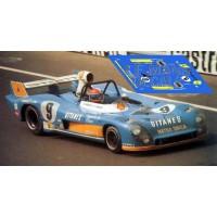 Matra MS670  - Le Mans 1974 nº9