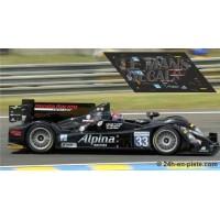 HPD ARX 03-b - Le Mans 2012 nº33