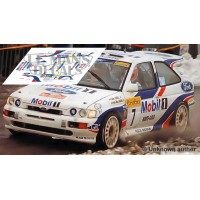 Ford Escort RS Cosworth - Rallye Montecarlo 1997 nº7