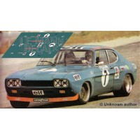 Ford Capri RS2600 - Paul Ricard 1972 nº7