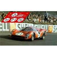 Ferrari 330 P3 - Le Mans 1966 nº21
