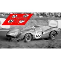 Ferrari 330 P3 - Le Mans 1966 nº20