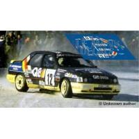 Ford Sierra RS Cosworth - Rallye Montecarlo 1991 nº12