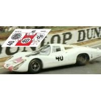 Porsche 907 - Le Mans 1967 nº40