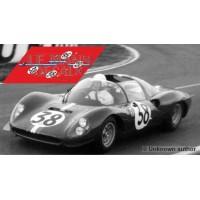 Ferrari Dino 206 S - Le Mans 1966 nº38