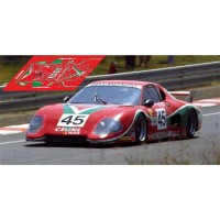 Ferrari 512 BB - Le Mans 1980 nº78 finishline